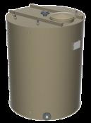 Hygienische PP-H Tanks