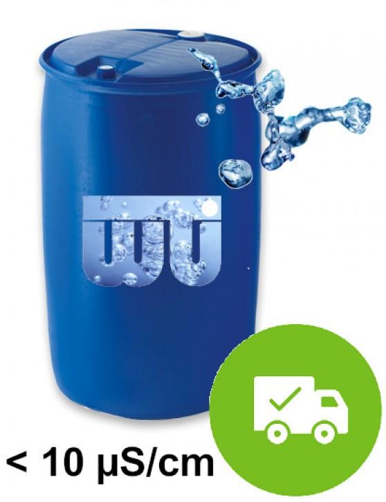 Demineralisiertes VE Wasser<br>Im neuen Spundfass<br>Inklusive Versandkosten