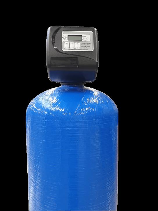Einzel Aktivkohlefilter 1 m³/h Zeitgesteuert