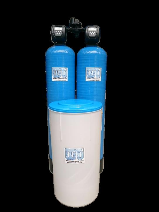 Doppelanlage Ecomix 1 m³/h
