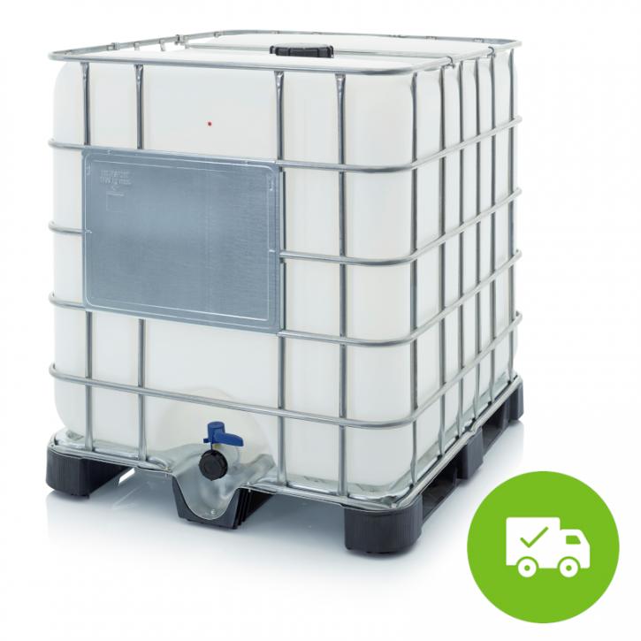 Neuer leerer versiegelter IBC Container 1.000 Liter Inkl. Versand