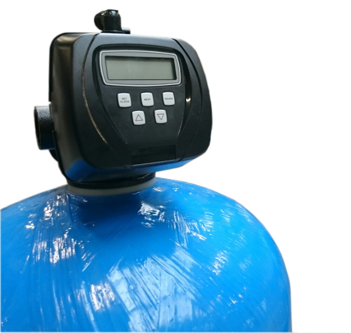Einzel Kiesfilter 1 m³/h Zeitgesteuert