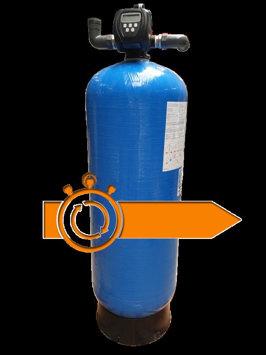 Mietanlage Aktivkohlefilter