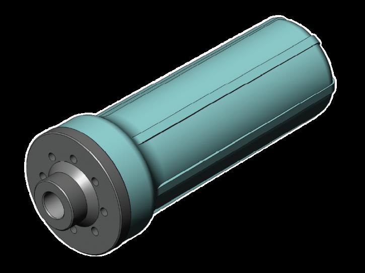 5µm Partikelfilter für Lagertank max. 5 m³/h Entnahmeleistung