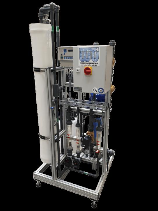 Nanofiltrationsanlage 1 m³/h