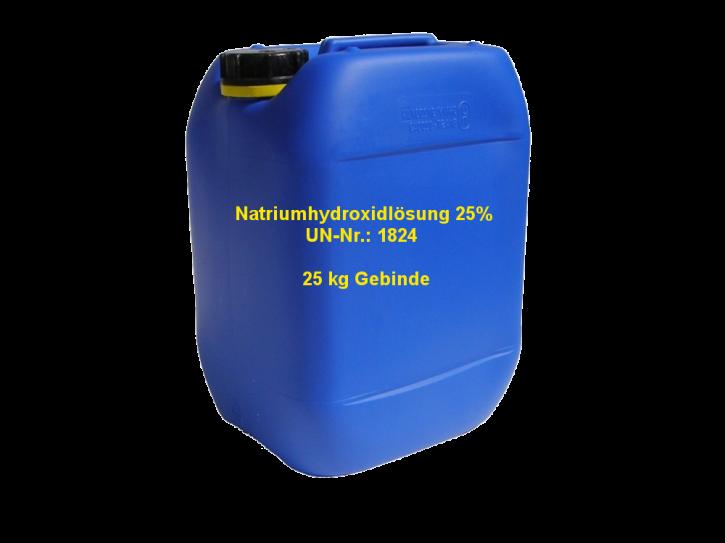 Natriumhydroxid NaOH 25%