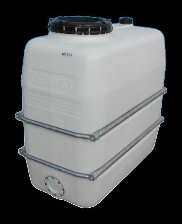 Behälter aus PE-HD 1.100 Liter