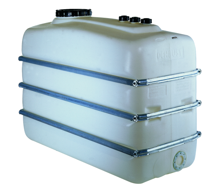 Behälter aus PE-HD 4.000 Liter