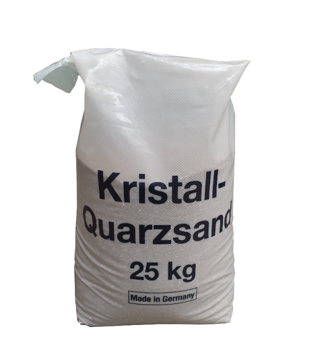 Quarzkies Filtersand Kiesfilter<br>Körnung 1,0-2,0 mm