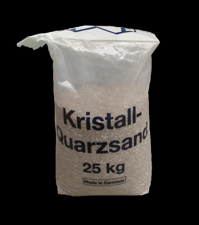 Quarzkies Filtersand Kiesfilter<br>Körnung 3,15 - 5,6 mm