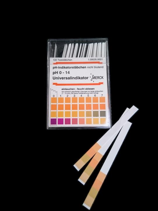 pH-Indikatorstreifen
