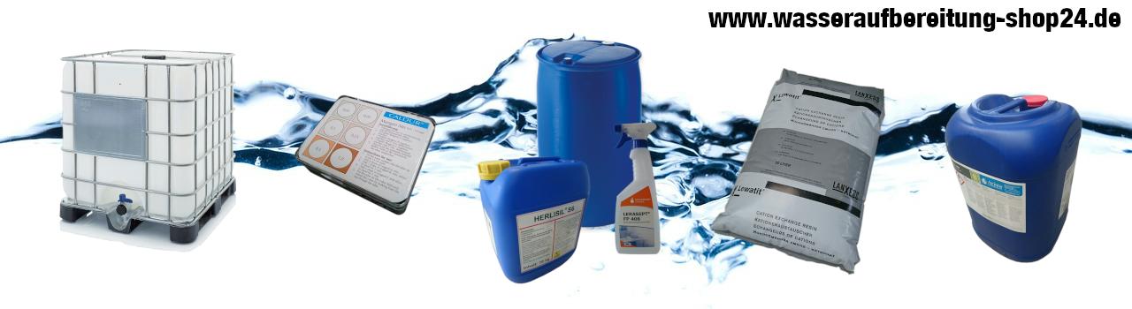 Zubehör Wasseraufbereitung