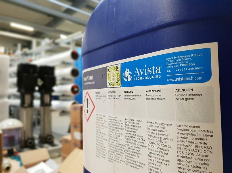 Antiscalant Produkte