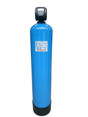 Einzel Aktivkohlefilter 1 m³/h Mengengesteuert