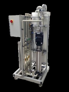 Nanofiltrationsanlage 2 m³/h
